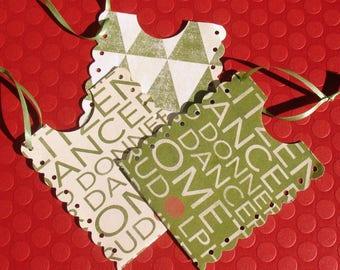 Woodland Green - Gift Card Sleeve Set