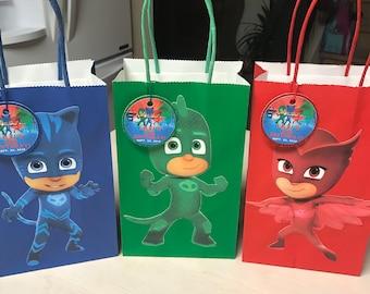 PJ Mask Gift bags