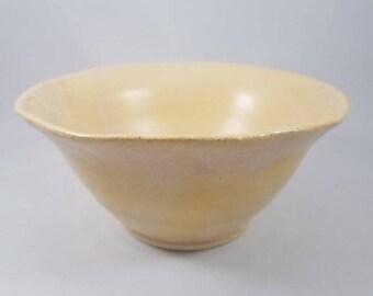 Golden Condiment Bowl