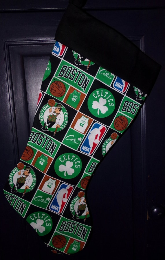 Celtics Christmas Stocking