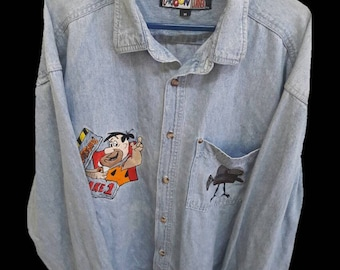 vintage CARTOON CORNER shirts