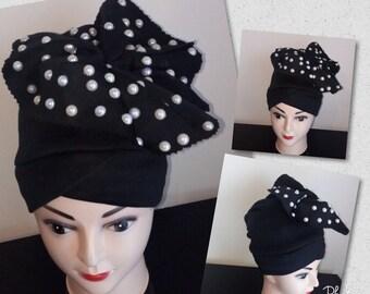 Women Turban Head Cap