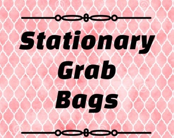Stationary Grab Bag