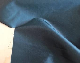Indigo Silk fabric