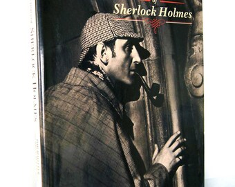 The LIFE and Times of SHERLOCK HOLMES - 1992 Book by Philip Weller with Christopher Roden - Pristine Condition!