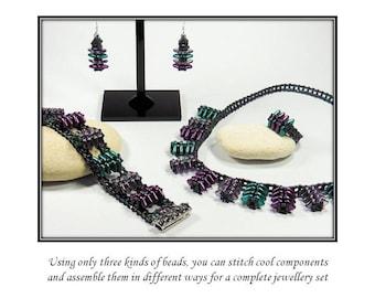 V8 jewellery set - PDF tutorial