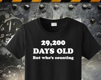 80th Birthday Tshirt Born In 1936 80 Shirt Made Dad Funny T Men Tee Humorous 31