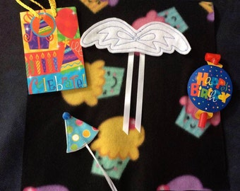 Happy Birthday Gift bag for the Bearded Dragons you Love!