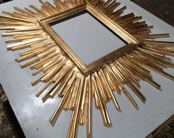Bespoke Sunburst Mirror