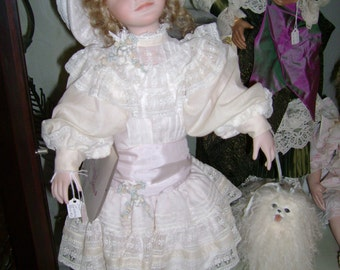 Collector Doll MARNEY & QUENTIN by Vlasta Dolls