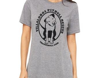 LA Pit/ Villalobos Franco Grey Women's T-Shirt