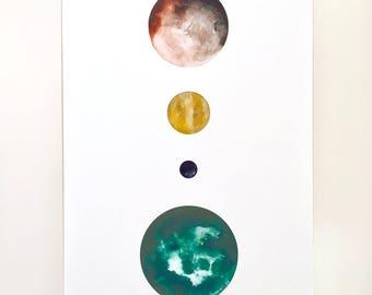 Planet Series No. 5