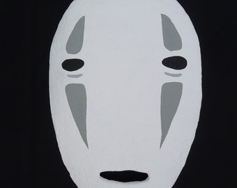 No Face Mask for Cosplay / Decoration (Spirited Away)