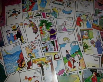 Pastel Kipper Cards by Alexandre Musruck