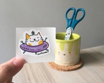 Catship Sticker