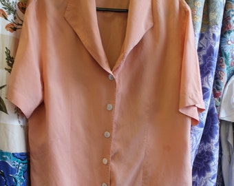Pale peach ladies buse REF497