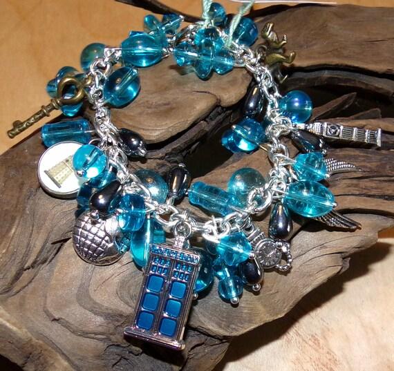 Dr Who Bracelet