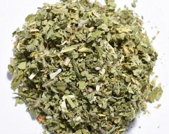 MOTHERWORT | Organic Herbal Tea | Loose Leaf and Tea Bags | Tea Tins | Eco-Friendly Packaging
