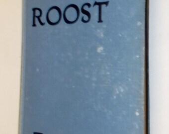 Robbers Roost Zane Grey Western Novel Antique Book Old West Vintage Novel Wild West