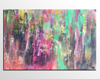 Acrylic Painting, Abstract Painting, Canvas Painting, Large Art Painting, Contemporary Art, Canvas Art, Abstract Art, Large Art, Wall Art