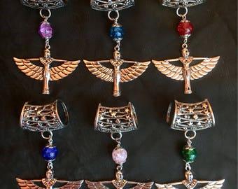 Scarf Egyptian goddess jewelry