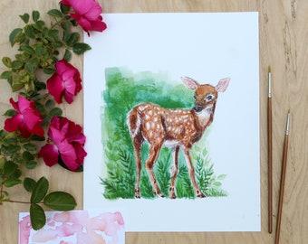 Fawn Print