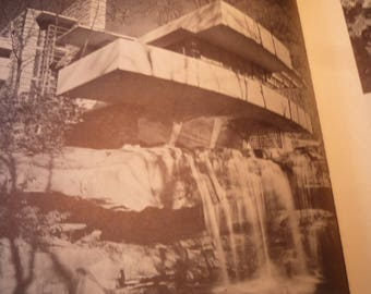Frank Lloyd Wright The Future of Architecture  - 1953 first edition Horizon Press Publisher for architects lovers of architecture