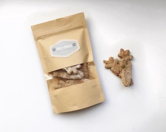 Roast dinner all natural dog handmade treats / biscuits / dog training