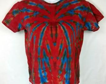 Spider kids t-shirt, Tie dye for kids, Tie dye t-shirt, Children's t-shirt, Kids t-shirt, Kids tie dye, Tie dye, 7-8 years clothing