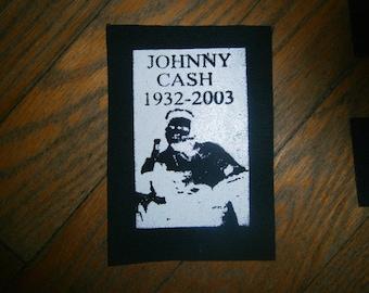 Johnny Cash Patch