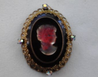 Cameo Brooch vintage from Germany