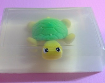 Turtle soap