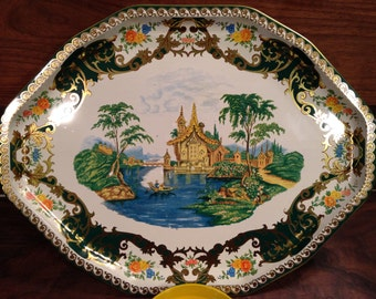 Vintage Daher Serving Tray