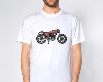 KillerBeeMoto: Limited Release Italian Engineered Cafe Racer Short & Long Sleeve Motorcycle Shirt
