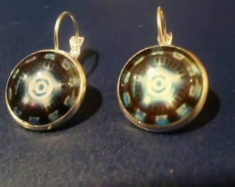 Iron man Earrings