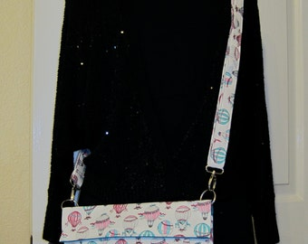 Up, Up and Away Crossbody Purse