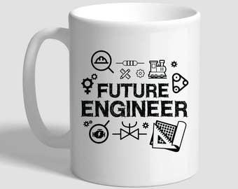 Future Engineer, Take It Apart & Fix It, Engineer Gifts, Engineer Mug, Engineering, Gifts For Engineers, Engineer, Civil Engineer,