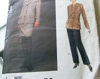 Vogue 1458 uncut Bill Blass size 12 - 16