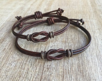 Couples Bracelets, His and hers Bracelet, Couples Jewelry, His and Hers Gift, Love Couple Bracelet,Matching Bracelet, Set of 2 LC001119