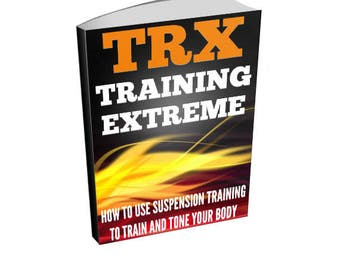 TRX Training Extreme - Exercise and Fitness Ebook