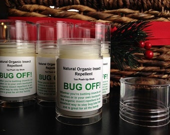 Natural Insect Repellent - perfect for outdoors and traveling