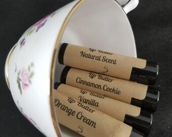 Lip Butter organic chapstick moisturizer