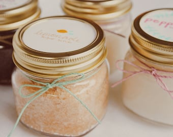 Lemonade Brown Sugar Scrub