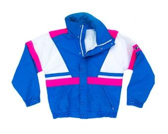 Vintage 80s CB Sports Ski Jacket