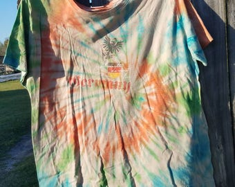 Germany Upcycled The Dye T-shirt XL