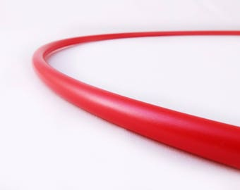 Ferrari Red Color Shifting Polypro Hoop. Ships in 48 hours or less!! Ships for FREE!