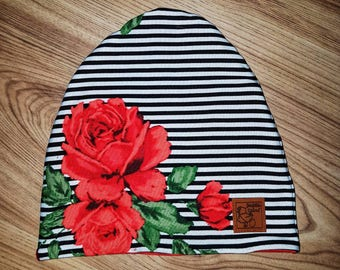 Lined Hat spring/fall without tassel