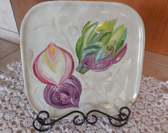 Red Onion Plate