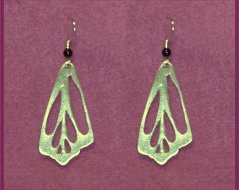 Earrings - Conch Segment with Ear Wires