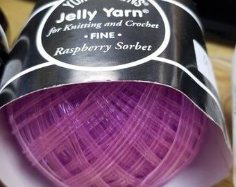 Jelly Yarn Raspberry Sorbet